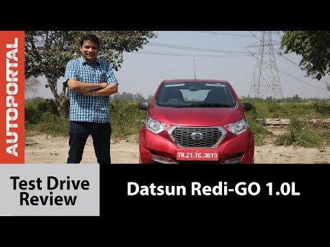 Datsun Redi Go Test Drive Review - Autoportal