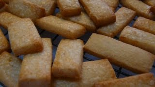 Old Fashioned Cheese Straws - How To Make Cheese Straws Recipe