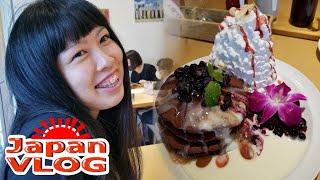 Робот GunDAM/Японский мега блинчик — Видео о Японии от Пан Гайджин