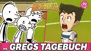 Monsters of Kreisklasse: Gregs Tagebuch vs. Borussia Hodenhagen