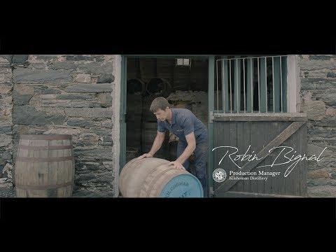 Meet Robin Bignal, Production Manager of Kilchoman Distillery
