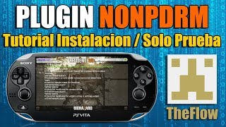 Plugin NoNpDrm PSVITA Tutorial Instalación - SD2VIta TUTORIAL EN LA DESCRIPCION