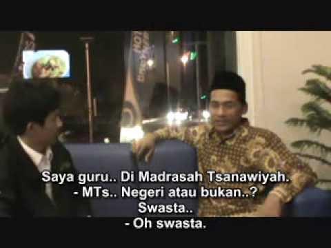 Obrolan Santai Suatu Malam (Bahasa Arab dg Subtitle Teks Bhs. Indonesia)