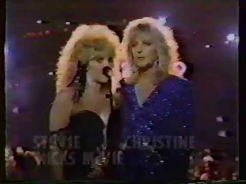 stevie nicks and christine mcvie at the mtv video music awards youtube. Black Bedroom Furniture Sets. Home Design Ideas