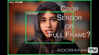 Cropped Sensors: Two Minute Tips with David Bergman