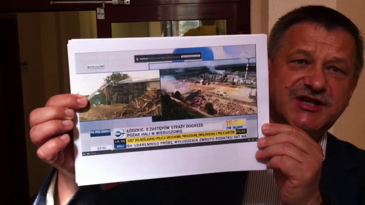 Czy burmistrz Krapkowic nie jest zainteresowany bezpieczeństwem pożarowym na swoim terenie?