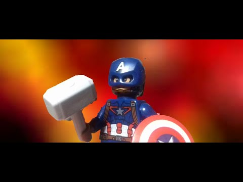 Lego Stop Motion Avengers Endgame Final Battle (especial 200 Subs)