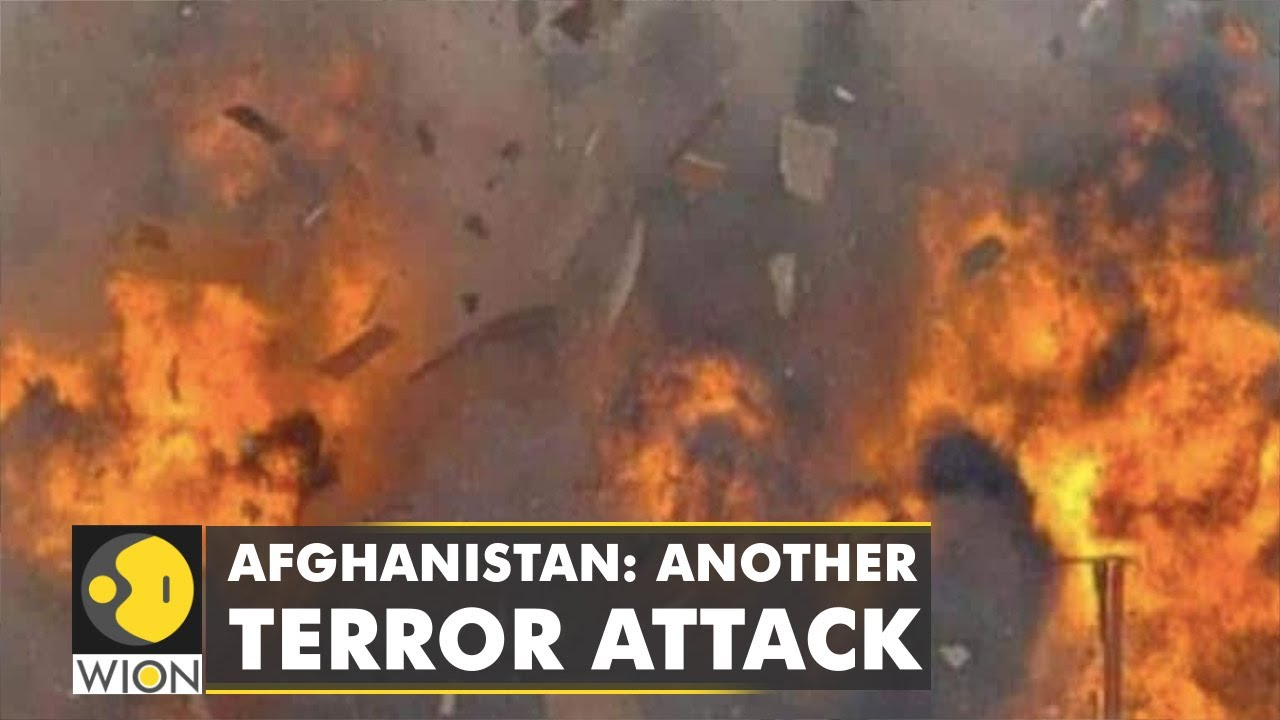 Download Another terror strike hits a mosque in Afghanistan's Kandahar | Latest World News | English News