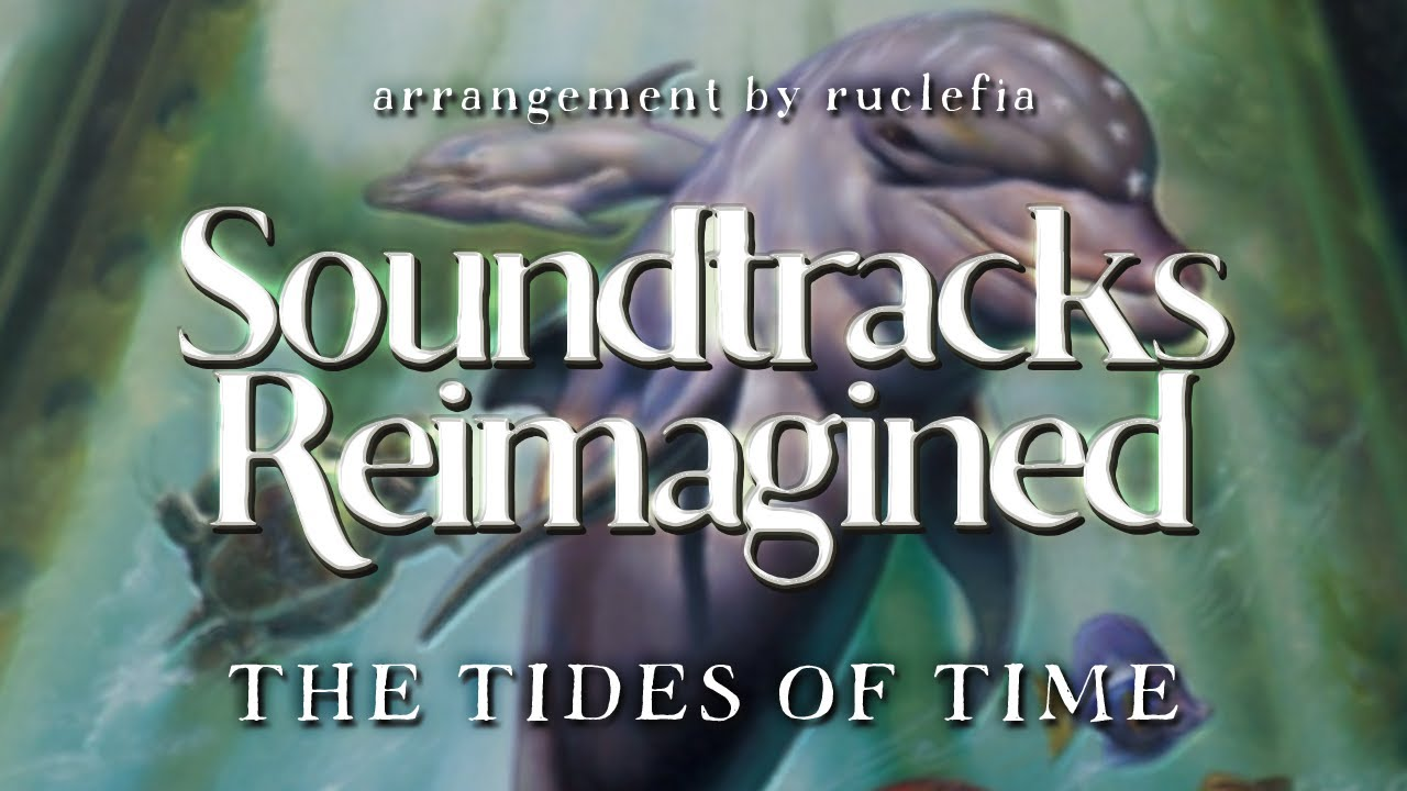 【ECCO THE DOLPHIN: THE TIDES OF TIME】TITLE SCREEN『SOUNDTRACKS REIMAGINED』- Ruclefia