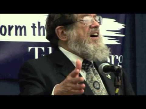 Rabbi Michael Lerner - Keynote Speech - Tikkun's 25th Anniversary