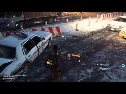 The Division : Security issue solved