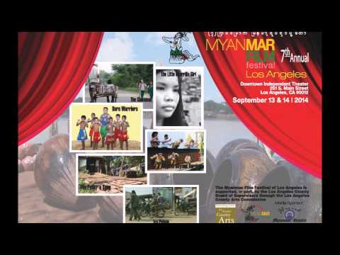 Net Myanmar Photos Slideshow of Film Festival and Community Outreach