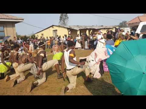 Zulu Dance 😊