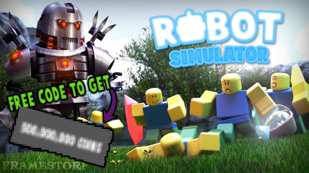 Roblox Free Animation Robot Nuke The Most Op Code Roblox Robot Simulator Youtube