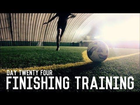 Finishing Training | The Pre-Preseason Training Program | Day Twenty Four