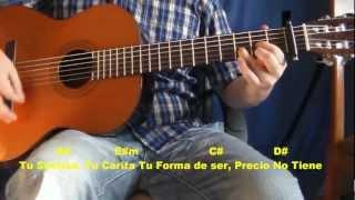 Aprender Las cosas pequeñas - Tutorial Guitarra HD - Prince Royce