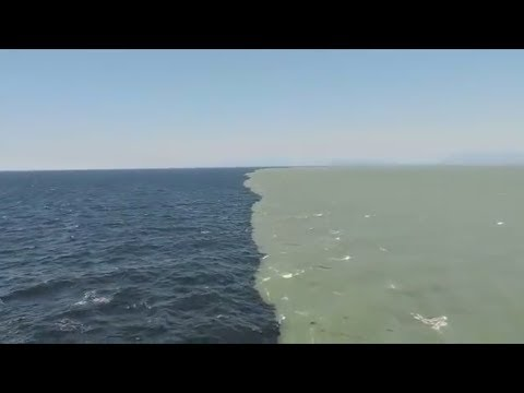 Atlantic and Pacific Ocean DO NOT MIX