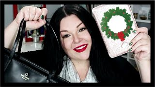What I Got For Christmas 2014 Kate Spade, Mac Book, iPad, & Much More Thumbnail
