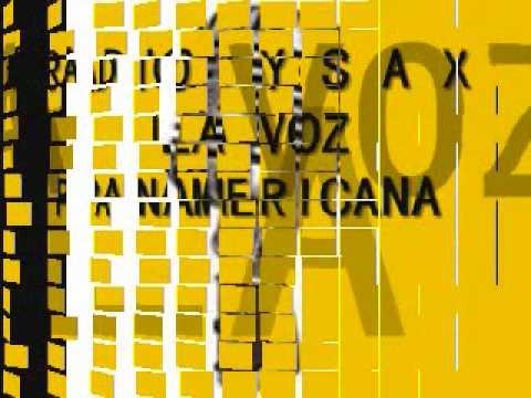"""RADIO YSAX """" LA VOZ PANAMERICANA"""""""