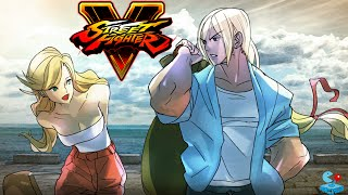 Street Fighters V: Comic Animation -  The Story of Ken