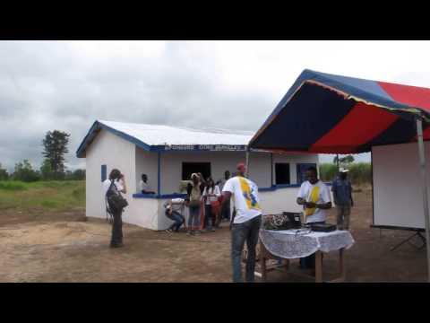 BU Clinic in Ghana Arrival 1
