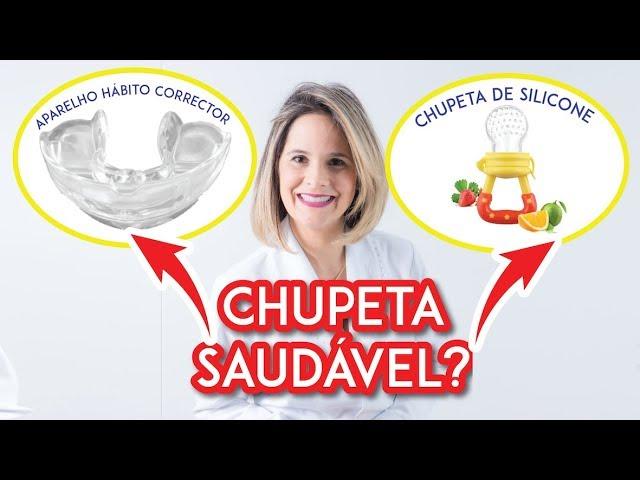 Dra Paulene Cardoso - Chupeta Saudável?