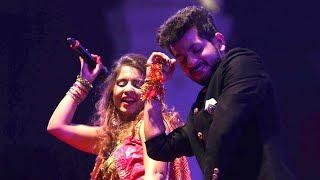 Char Char Bangdi Vadi Gadi - Aishwarya Majmudar Ofira Navratri 2017 United Culture Surat by VR Make
