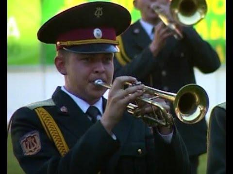 Соло на трубе с оркестром Ямайка