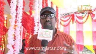 Ashok Raja At Veera Devan Movie Shooting Spot