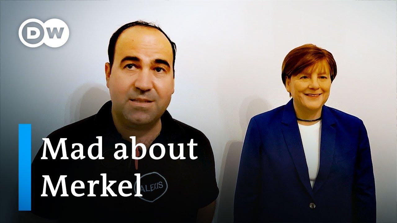 Angela Merkels biggest fan is a Greek restaurant owner  Focus on Europe