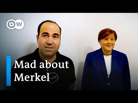 Angela Merkel's biggest fan is a Greek restaurant owner   Focus on Europe