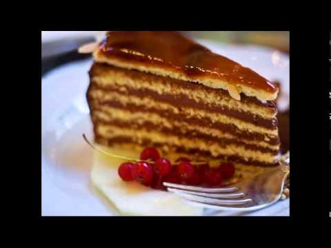 Фото венгерский торт добош