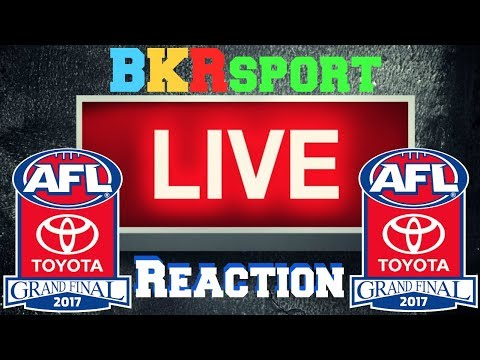 LIVE AFL GRAND FINAL REACTION | Adelaide Crows v Richmond Tigers | BKRsport Talk