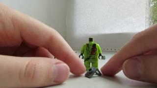 Как сделать хищника из LEGO
