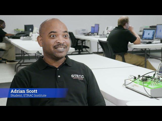 STRAC Institute -  Why STRAC