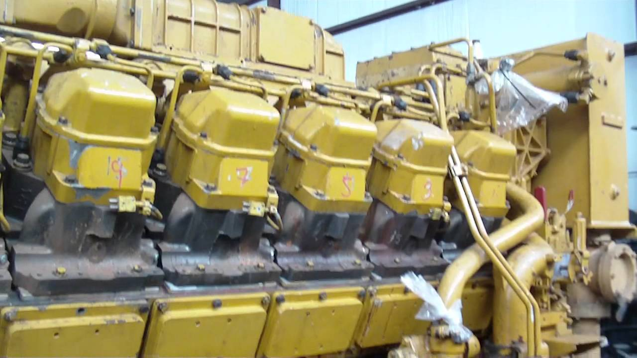 caterpillar 3516 marine engine youtube rh youtube com Caterpillar 3516 Generator Caterpillar 3516C HD Sale
