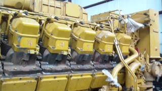 Caterpillar 3516 Marine Engine