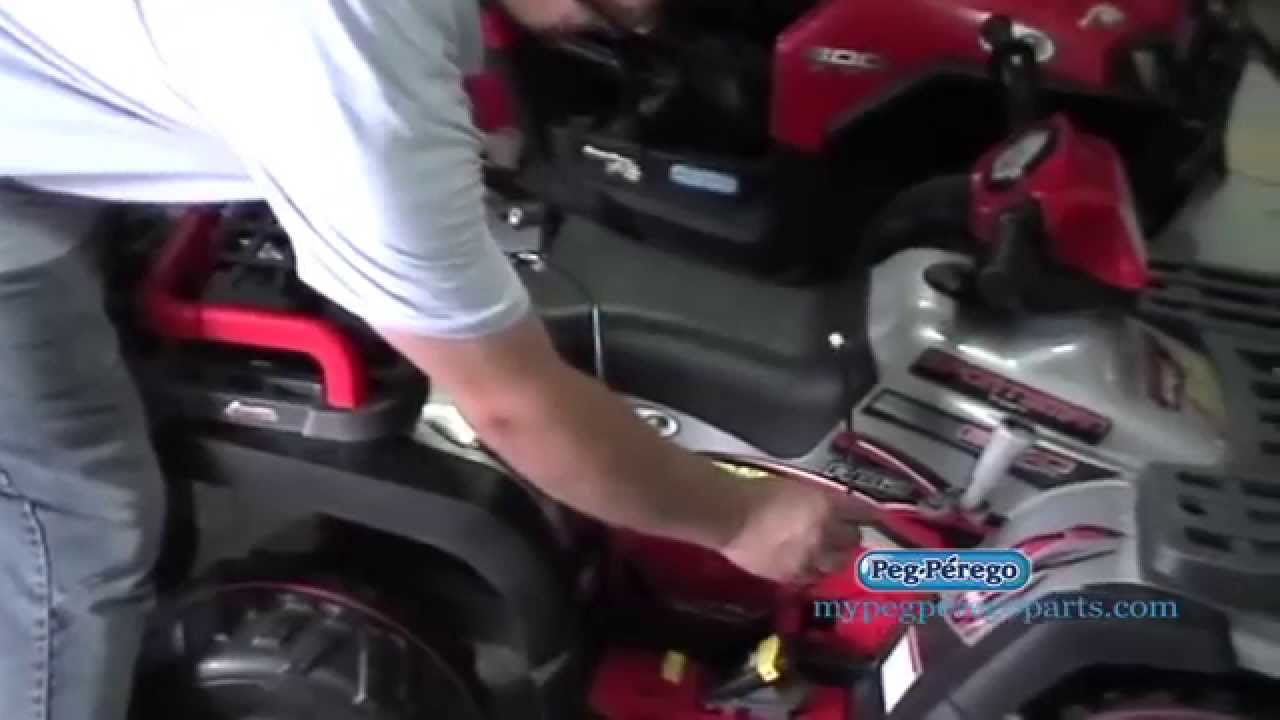 Cuts out 3rd final how to replace footboard on your peg perego how to replace footboard on your peg perego 24 volt polaris 850 ride on toy publicscrutiny Images