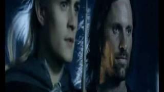 Legolas Greenleaf-A Elbereth Gilthoniel