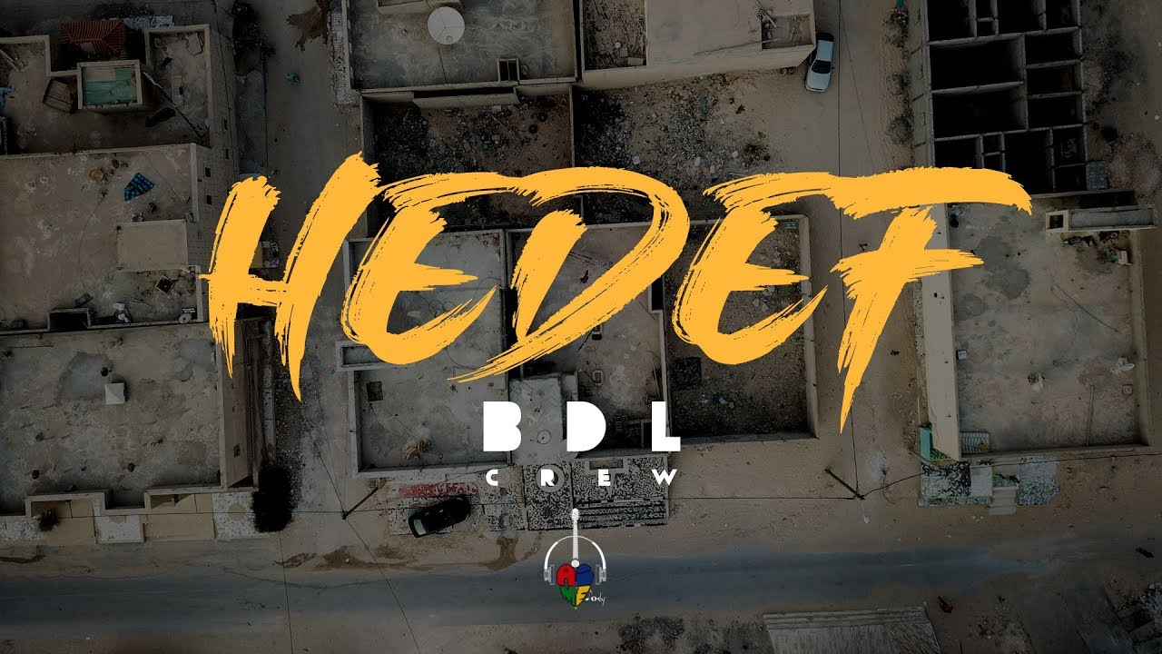 [ VIDEO LYRICS ] HEDEF - BDL CREW