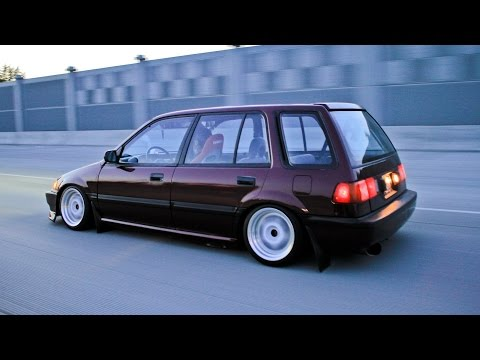 ULTIMATE Honda Civic Shuttle Wagon Pictures Slideshow Compilation Tribute