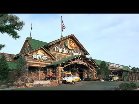 The Story of Bass Pro Shops