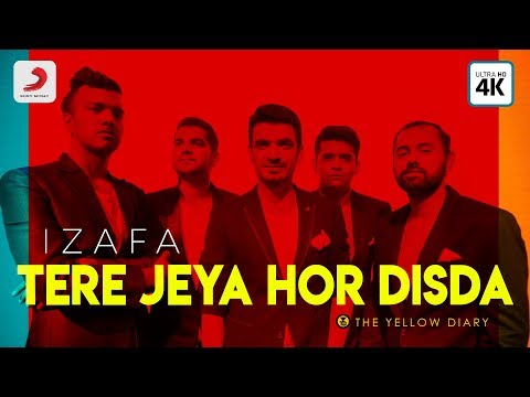 Tere Jeya Hor Disda Official Video  The Yellow Diary  Izafa  Nusrat Fateh Ali Khan