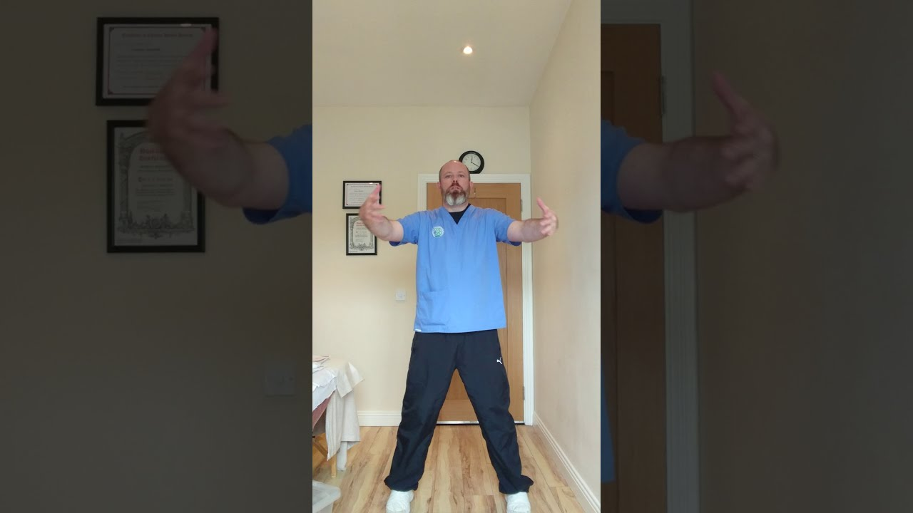 Qi Gong 7 Minutes of Magic for Health YouTube Thyroid