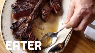 Butcher to Plate: Peter Luger's Iconic Porterhouse for Two