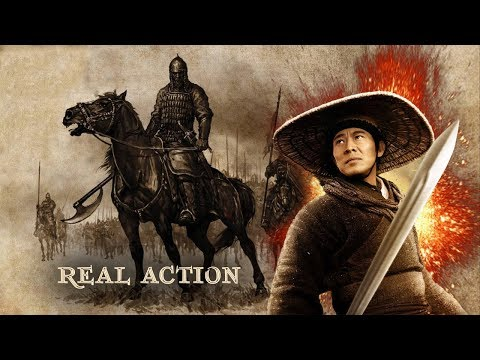 Best Action Movies - New Chinese Full Action Kung-fu Movies in English ll