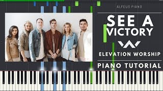 Download See A Victory - Elevation Worship | Piano Tutorial Mp3 and Videos