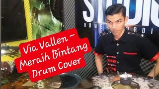 Via Vallen Meraih Bintang official theme song asian games 2018 Drum Cover