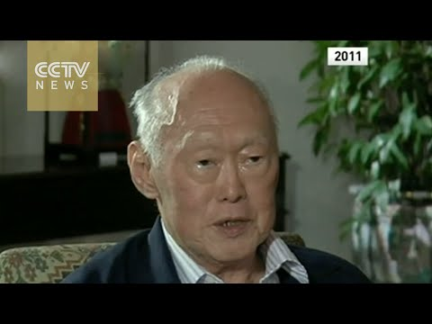 Exclusive interview with Singapore's founding PM Lee Kuan Yew: How did Lee view China?