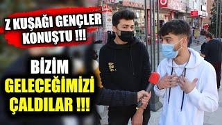 """Gençler """"BU DÜZENİ BİZ DEĞİŞTİRECEĞİZ!"""" dedi !!!"""